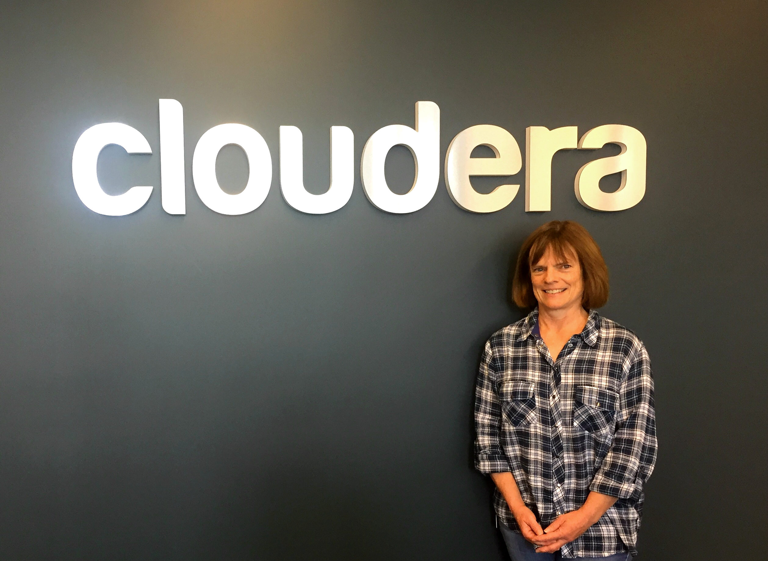 Anne Smith Cloudera