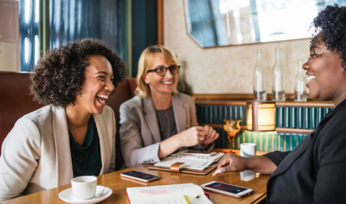 How to Network without feeling icky.